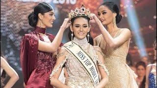 Top Model Of The World Thailand 2016 - Anchana Artklom (Anna)