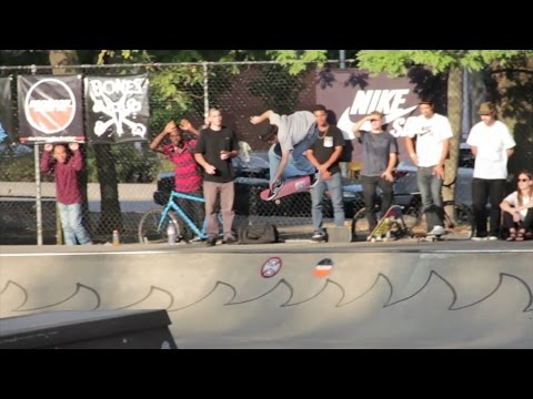 Damn Am NYC 2016 | TransWorld SKATEboarding