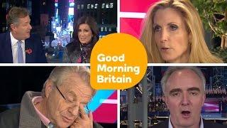 US Election Night Compilation | Good Morning Britain