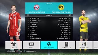 PES 2018 | OPTION FILE إضافة الدوري الألماني