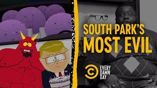 Who's the Greatest South Park Villain of All Time?