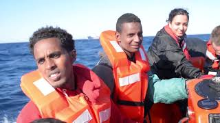 Rawcut Sea-Watch 3 January 2018 Mission 4