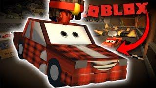 JÁ JSEM AUTO! :DD - Roblox Cars Obby!