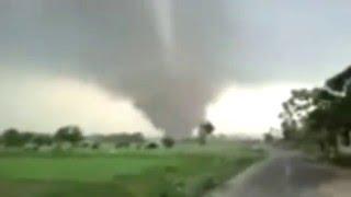 Cyclone Roanu Hits Coastal Areas Bangladesh