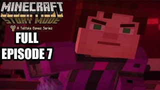 Minecraft Story Mode FULL Episode 7 Gameplay Walkthrough - No Commentary