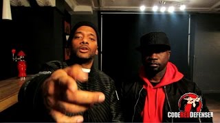 Mobb Deep Shout Out To Code Red Defense