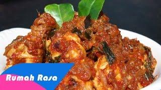Resep Ayam Rica Rica Bumbu Pedas - Rumah Rasa