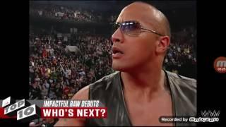 CODE BREAKER! (WWE TOP 10)