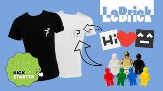 LEGO Wear & Play T-shirt by LeBrick!