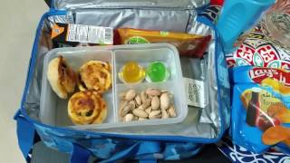 Lunch Box of a Preschooler | Weekly Lunch for School | Kids Lunch Ideas