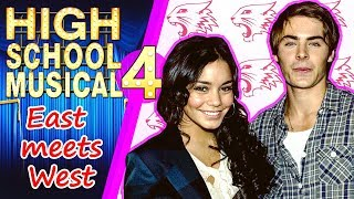 💃 Is HIGH SCHOOL MUSICAL 4 Coming Out? 🕺 HSM 4 East Meets West Auditions & Rumors 🔍