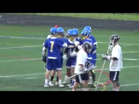 Nick Connolly 2016  highlights (Colorado College '22)