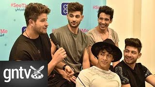 Arab boy band The5 tells Arab fans to 'see the real them'