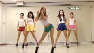 Sexy koreanke plesu Gangnam Style ( HD )