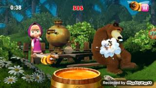 마샤와 곰 벌꿀지키기 /MASHA AND THE BEAR