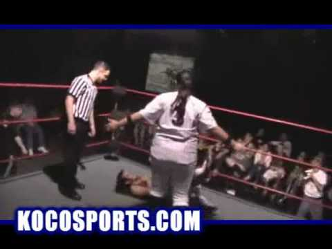 ACW Undergound Betsy Ruth vs. Ben Dejo