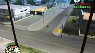 Muzika za bajs spot-GTA San Andreas