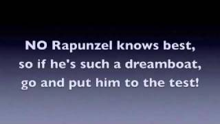 Tangled Mother Knows Best (reprise) Karaoke