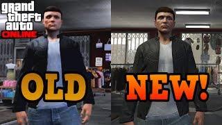 Playing around in Old gen GTA Online!