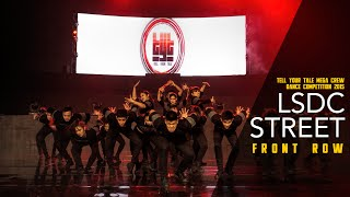 La Salle Dance Company Street | 1st Place | Tell Your Tale Mega Crew Dance Competition 2015