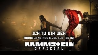 Rammstein - Ich Tu Dir Weh (Live at Hurricane Festival 2016)