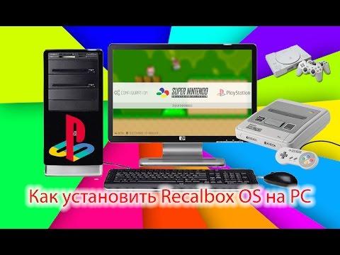 Как установить Recalbox OS на PC - лучший эмулятор разных игровых приставок. - PakTune World's #1 Video Portal Fastest streaming