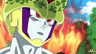 Dragon Ball Z Super Fussion Goku and Gohan Gokhan ssj 3 vs God Perfect Cell (FAN ANIMATION)