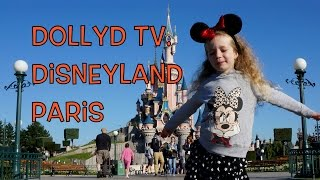 DollyD TV Disneyland Paris Adventure 2014