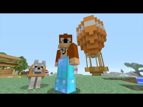 Minecraft Xbox Hot Air Balloon 199