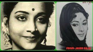 GEETA ROY~Film-AAHUTI-[1950]-Tu Bhi Jalta Mein Bhi Jalti-[With Right Speed-My Fav]