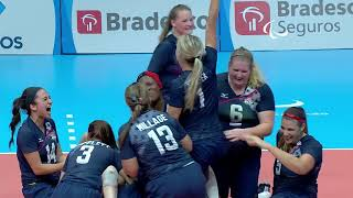 #OnThisDay   USA Sitting Volleyball Gold   Rio 2016 Paralympic Games
