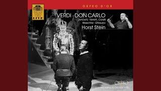 Don Carlo, Act IV: Act IV: Tu che la vanita (Elizabeth)