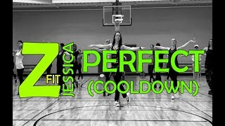 Zumba Cooldown Perfect by Ed Sheeran || ZumbaFitJessica
