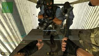 Counter Strike Source Zombie Escape #7
