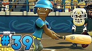 Super Mega Baseball Season Mode: Part 39 - What Can't Andy Do? (PS4)