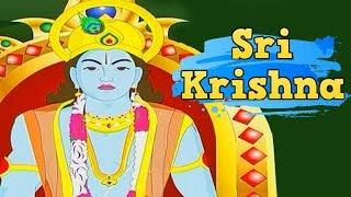Mythological Stories | Sri Krishna Story | Part 2 | Animated Stories For Kids | Masti Ki Paathshaala