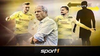 So plant Lucien Favre: Der große Transfercheck von Borussia Dortmund | SPORT1 - TRANSFERMAKRT