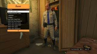GTA V - All Outfits unlocked after storyline