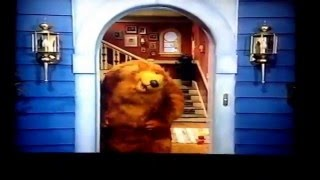 VHS Opening on Bear in the Big Blue House: Bedtime plus Night
