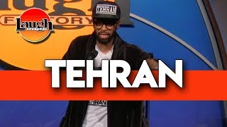 Tehran | Racist Baggage | Laugh Factory Stand Up Comedy