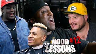 Hood Lessons Episode 12 - The Barber Shop