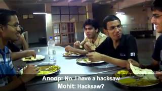 Life of a Freshman- a short movie by the students of NIT Silchar