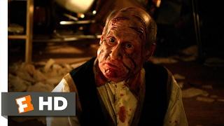 Hellbenders (2012) - Possessed Rabbi Scene (1/10) | Movieclips