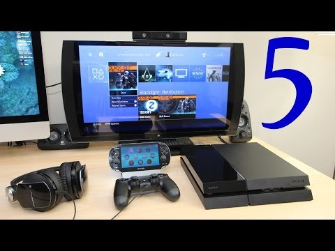how to delete playstation user ps4