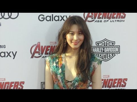 Xxx Mp4 Claudia Kim Quot Avengers Age Of Ultron Quot World Premiere Red Carpet 3gp Sex