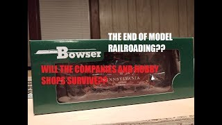 URGENT NEWS!! Model Railroad factory in China closes and impacts many major companies