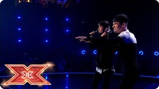 Sean & Conor Price are bringing the love tonight | Live Shows | The X Factor 2017