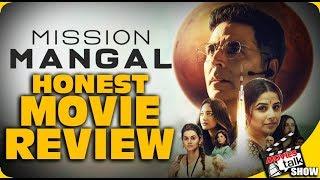 MISSION MANGAL : Movie Review | Akshay Kumar | Vidya Balan | Taapsee
