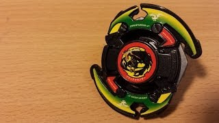 Beyblade Black Dranzer Takara Unboxing