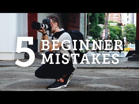 Xxx Mp4 5 BEGINNER PHOTOGRAPHY MISTAKES How To Solve Them 3gp Sex